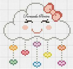 1 million+ Stunning Free Images to Use Anywhere Unicorn Cross Stitch Pattern, Cross Stitch Baby, Loom Patterns, Baby Knitting Patterns, Cross Stitch Designs, Cross Stitch Patterns, Cross Stitching, Cross Stitch Embroidery, Pixel Crochet