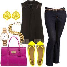 #plussize #plus #size Colorful Accessories - Plus Size