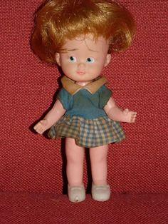 kitty boneca antiga da estrela-susi-mini doll