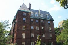 The Chateau, 34-06 84th Street. Jackson Heights Historic District, Jackson Heights, Queens, New York City.