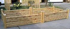 Image result for bamboo border edging