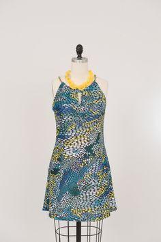 Chain Dress - ali and edi
