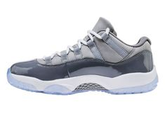 cb5118a1adbb Nike Air Jordan 11 Retro Grey White Size 10 US Mens Basketball Shoes  Sneakers  Nike
