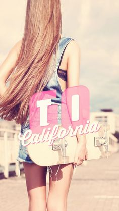Go California - #summer #weekends iPhone wallpaper @mobile9