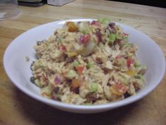 Mayo-less Tuna Salad #healthy #recipes
