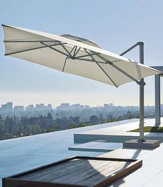 Square Cantilever Umbrella By Porta Forma 2 095