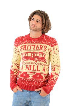 Christmas Vacation Cousin Eddie RV Christmas Sweater | Rv ...