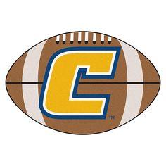 Tennessee Chattanooga Mocs NCAA Football Floor Mat (22x35)