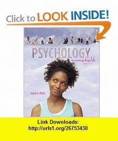 Psychology in Everyday Life (9781429263948) David G. Myers , ISBN-10: 1429263946  , ISBN-13: 978-1429263948 ,  , tutorials , pdf , ebook , torrent , downloads , rapidshare , filesonic , hotfile , megaupload , fileserve
