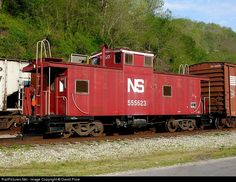 RailPictures.Net Photo: NS 555623 Norfolk Southern Unknown at Williamson, West Virginia by David Price