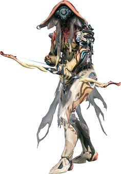 IVARA is the Huntress of warframes. Master of arrows and stealth, she stalks her…