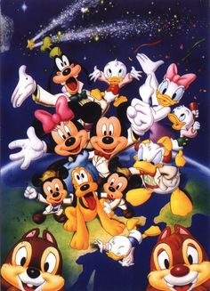 Here are two ideas for new Disney shorts one is Mickey Donald & Goofy go Brazil the other Do The Samba.
