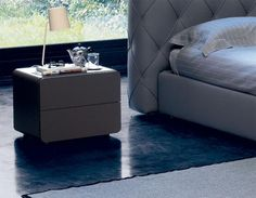 Orme Notte Contemporary Glove 2 Drawer Bedside Cabinet - See more at: https://www.trendy-products.co.uk/product.php/6816/orme-notte-contemporary-glove-2-drawer-bedside-cabinet-#sthash.9PQnFAlp.dpuf