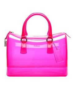 saw a girl with this furla bag in green this morning. it is a dream