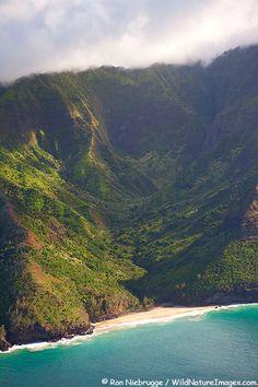 Hanakapi'ai Beach,Kauai - great hike on the Kalalau Trail :-)