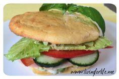 Do you get to the place where you really just want the convenience of a sandwich? A nice paleo sandwich of course...grain free, dairy free, no vegetable or seed oils, and no processed sugar!!! This...