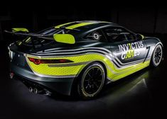 """""""Holder has commissioned Jaguar's Special Vehicle Operations (SVO) division to develop and build two bespoke F-TYPE SVR racing cars to GT4 specification for the Invictus Games Racing drivers to compete i"""""""