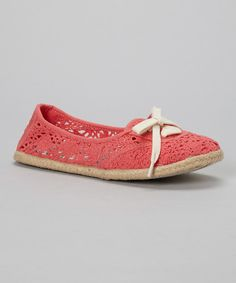 Another great find on Coral How You Doin Flat by TigerBear Republik Cute Casual Shoes, Passion For Fashion, Plus Size Outfits, Plus Size Fashion, Toddler Girl, Heather Grey, Coral, Take That, Flats
