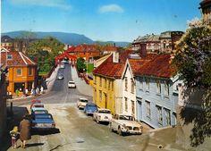 Sør-Trøndelag fylke Trondheim 1970-tallet Utg Aune