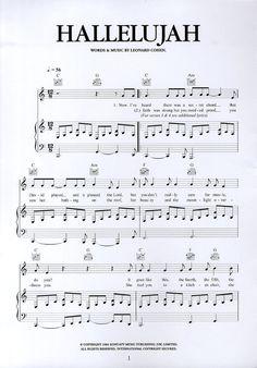 Hallelujah Lyrics by Leonard Cohen November 2016 - With respect and gratitude. Hallelujah Sheet Music, Hallelujah Lyrics, Piano Sheet Music, Fire Lyrics, Music Lyrics, Music Quotes, Music Love, Music Is Life, Leonard Cohen Lyrics