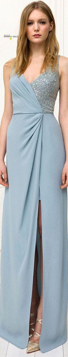 Jenny Packham Pre-Fall 2018 Lovely Dresses, Beautiful Gowns, Jenny Packham, Occasion Dresses, Fashion 2018, Formal Wear, Couture Fashion, Fall 2018, Dress Patterns