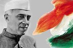 j nehru biography