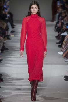 Victoria Beckham Fall 2017 Ready-to-Wear Fashion Show Collection