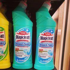 Kao Magiclean Toilet Bleach 500ml