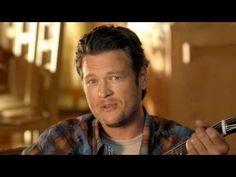 Blake Shelton - Honey Bee   I love me some country music. This video is great, Blake Shelton is hot, and his music is brilliant.