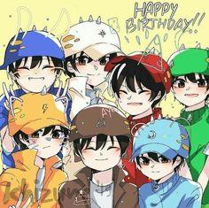 Boboiboy Anime, Anime Guys, Anime Art, Boboiboy Galaxy, Anime Galaxy, Elemental Powers, Cartoon Memes, Cartoons, Pokemon Gijinka