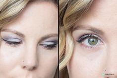 Buffy The Vampire Slayer – Drusilla Makeup tutorial. Frosty eye makeup.