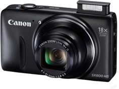 Ideal travel zoom-camera! Buy Canon PowerShot SX600 HS Camera - 16 MP & 18x Optical Zoom for Rs 12,649 at Amazon India  #Camera #Canon #PowerShot #Travel #Shopping #India #Amazon
