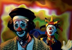 cindy sherman clowns 2004