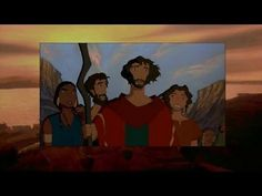 The Prince Of Egypt - When You Believe English (Lyrics)