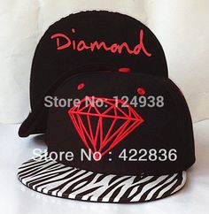 Find More Baseball Caps Information about Diamond Zebra Snapback hats mens and women baseball caps 2 styles sun shading cap 2013 new arrival sports Free Shipping,High Quality sport hat,China hat industry Suppliers, Cheap sports fan hats from Jerseys World's store on Aliexpress.com