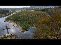 "Der kürzeste Nebenfluss der Donau: die Braunsel  RECHTENSTEIN - ""Braunsel"", small river besides Danube! Idyllic! Country Roads, River, Landscape, Places, Outdoor, Explore, Outdoors, Lugares, Rivers"