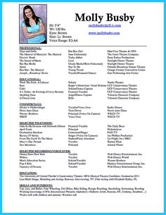 nice the best and impressive dance resume examples collections check more at http