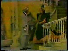 Carol Burnett parody of Gone of the Wind