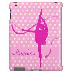 Kids girls named gymnast polka dot pink ipad case online after you search a lot for where to buyThis Deals          	Kids girls named gymnast polka dot pink ipad case Review from Associated Store with this Deal...