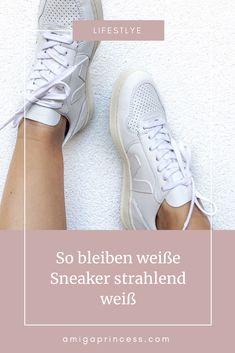 b4a7692d3fb1cd Mit diesen Tipps werden weiße Sneaker wieder strahlend weiß