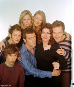Fortysomething. I really like this show AND NOT BECAUSE OF BENEDICT but he was like an added bonus to the show.