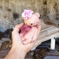 45 inch Artist Handmade Teddy Bear Pinky by Sasha by SashaPokrass480 x 480 | 77.5KB | www.etsy.com