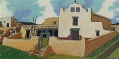 Canyon Road Art Brokerage - Original Artworks/Paintings/Monotypes