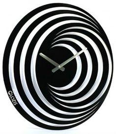 Фото Настенные Часы Glozis Hypnosis