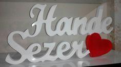 Ahşap harfler badedeco Home Decor, Decoration Home, Room Decor, Home Interior Design, Home Decoration, Interior Design