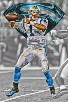 Panthers' Cam Newton