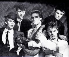 Jt Taylor, Nigel John Taylor, Nick Rhodes, Fab Five, White Boys, Always And Forever, Music Bands, How To Look Pretty, Hero