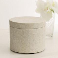 sandstone container