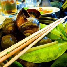 Escargot - Saigon Vietnam #igfood #instafood #foods #foodie #foodies #chef #chefs #foodporn #foodgasm #foodpictures #foodstagram #eat #feedfeed #F52grams #foodpics #healthy #instagood #cook #nomnom #yum #delish #travel #gopro #iphoneonly #eeeeeats #instagramhub #igers #chefslife #theartofplating #asia by jeffrahn