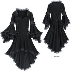 Midnight Garden Dress. I love this dress - it looks brocade to me.  If it is crushed velvet, I do not like it.